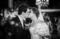 Casamento + Emanuelle e Daniel + Beijos e sorrisos