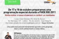 Treinamento por Gil Ramos do software FotoFusion para Digipix na Fhox Rio 2011